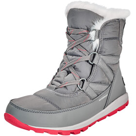 Sorel Whitney Short Lace Boots Women grey
